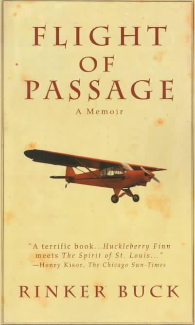Flight of Passage By Buck, Rinker